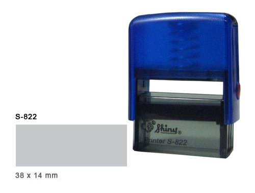 S-822 blue