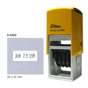 S 530D yellow